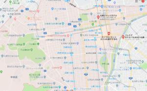 札幌市中央区地図_拡大