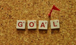 ゴール、目標