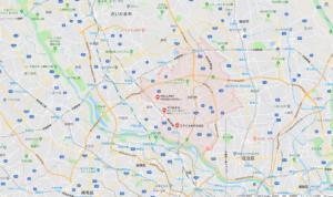 埼玉県川口市の金融機関