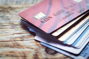 複数のキャッシュカード